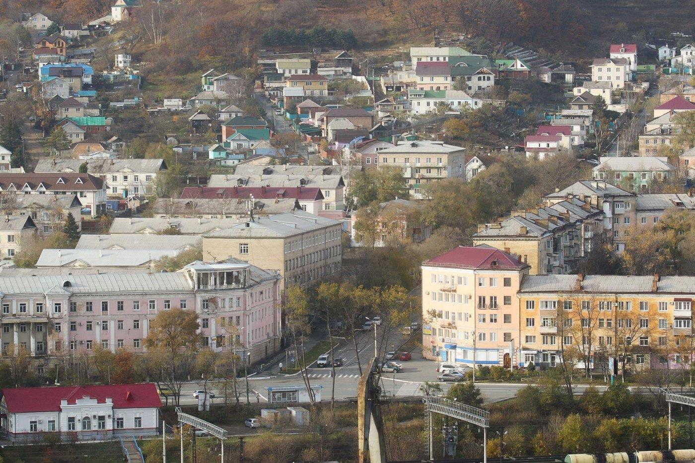 Фото 8707 (Copy).jpg. Россия, Приморский край, город Находка, Unnamed Road