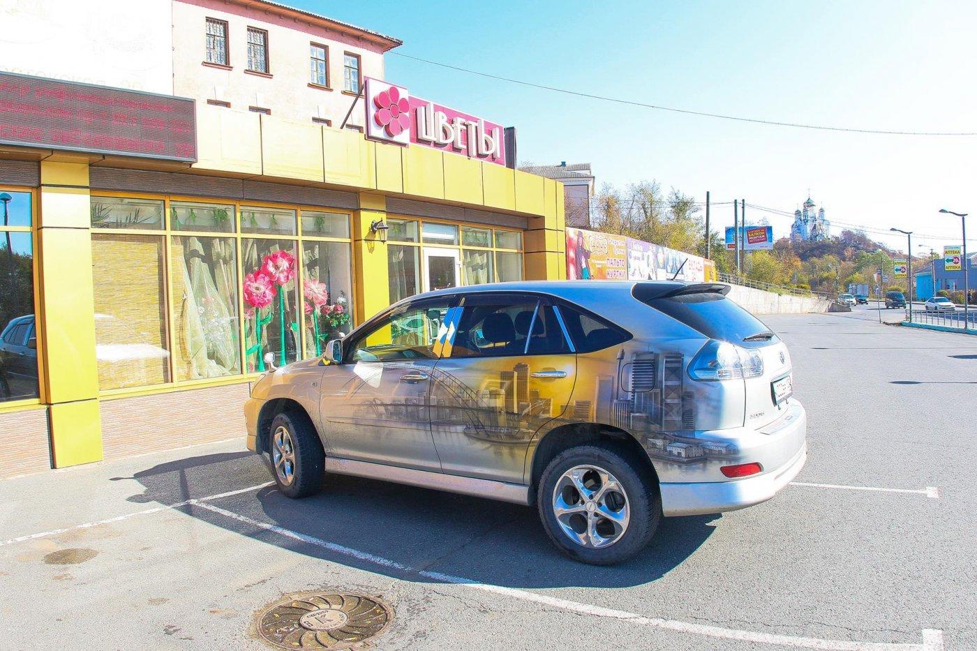Фото 8772 (Copy) (Copy).jpg. Россия, Приморский край, город Находка, Unnamed Road