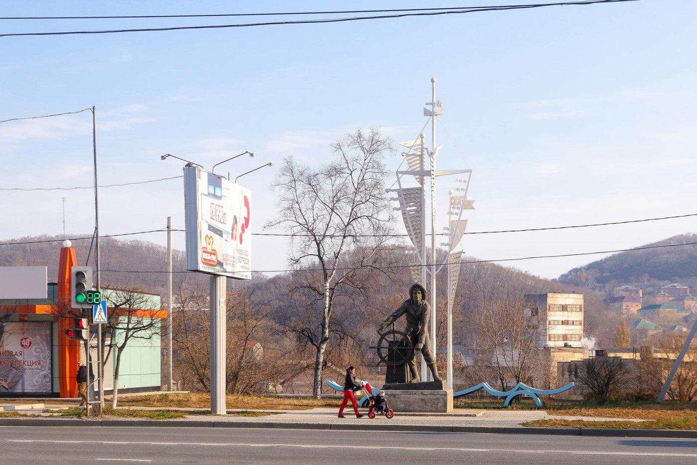 Фото 9811 (Copy).jpg. Россия, Приморский край, город Находка, Unnamed Road