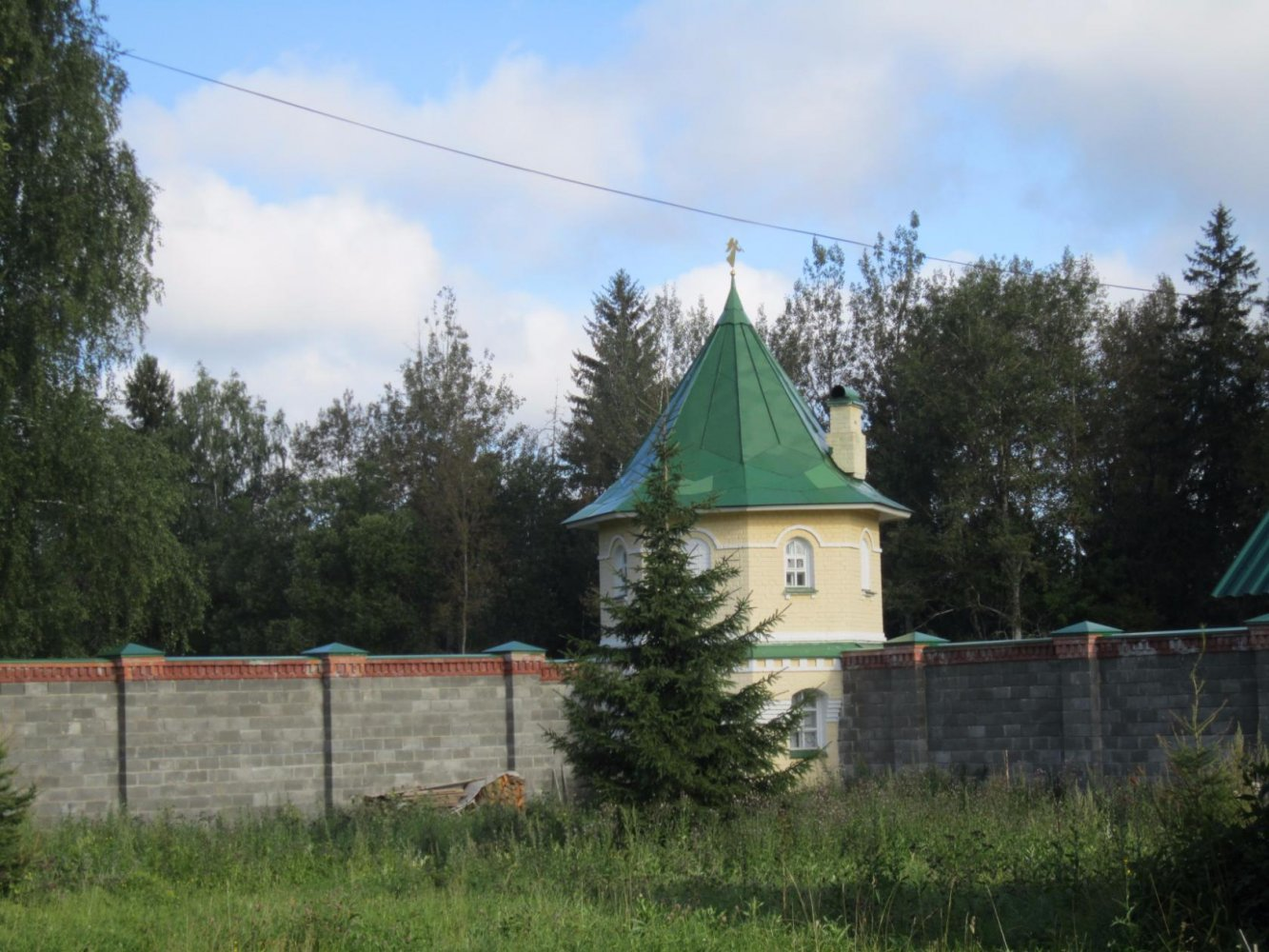 Фото 8.jpg. Россия, Московская область, Акатово, Unnamed Road