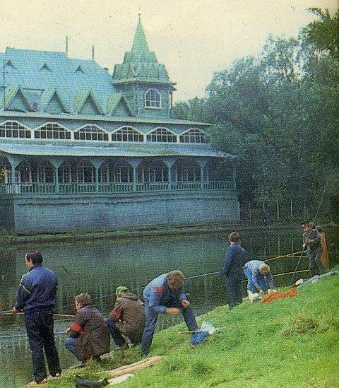 Фото 1970.jpg. Россия, город Москва, Большая Оленья улица, 2