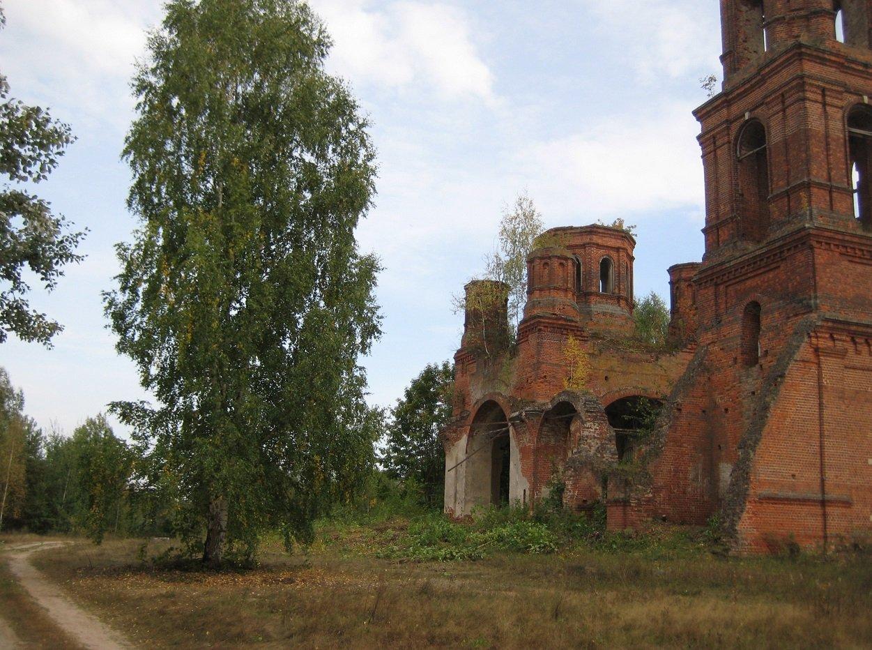 Фото а1.jpg. Россия, Рязанская область, Ялмонть, Unnamed Road