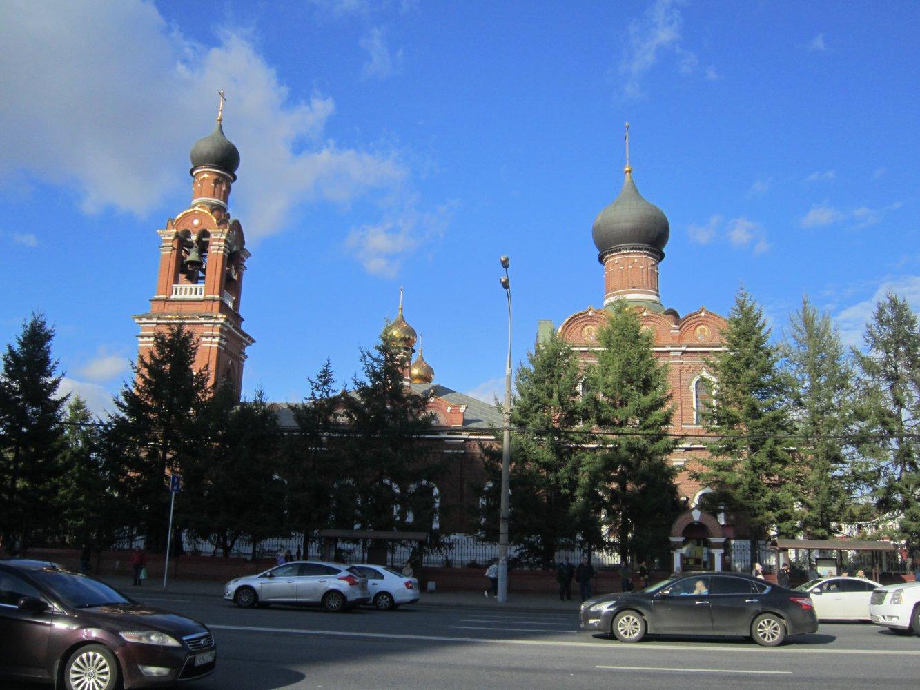 Фото IMG_9853.JPG. Россия, город Москва, Волоколамское шоссе, 128