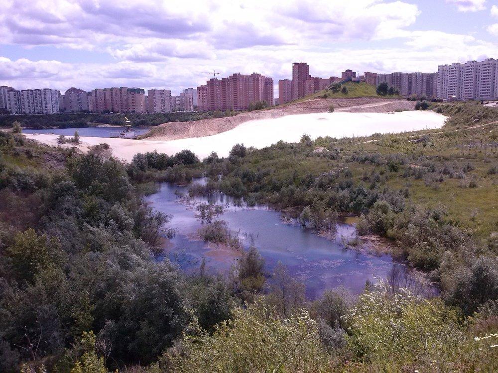 Фото Потайное озеро..