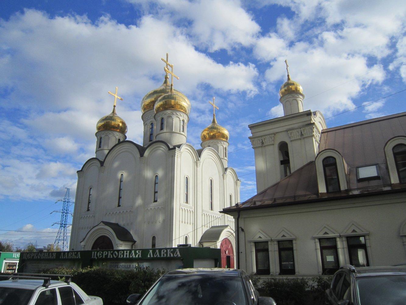 Фото IMG_9826.JPG. Россия, город Москва, Пятницкое шоссе, 7