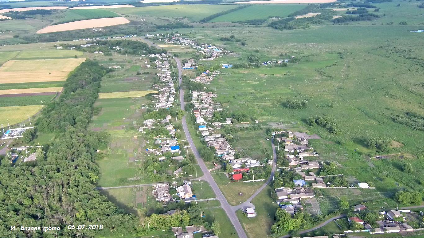 Фото От центра села. Россия, Белгородская область, Р187
