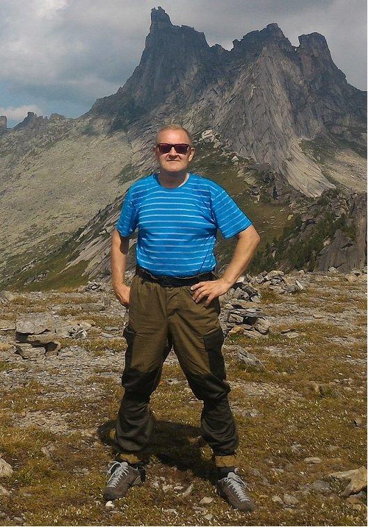 Фото На перевале, гора Видовка.jpg.