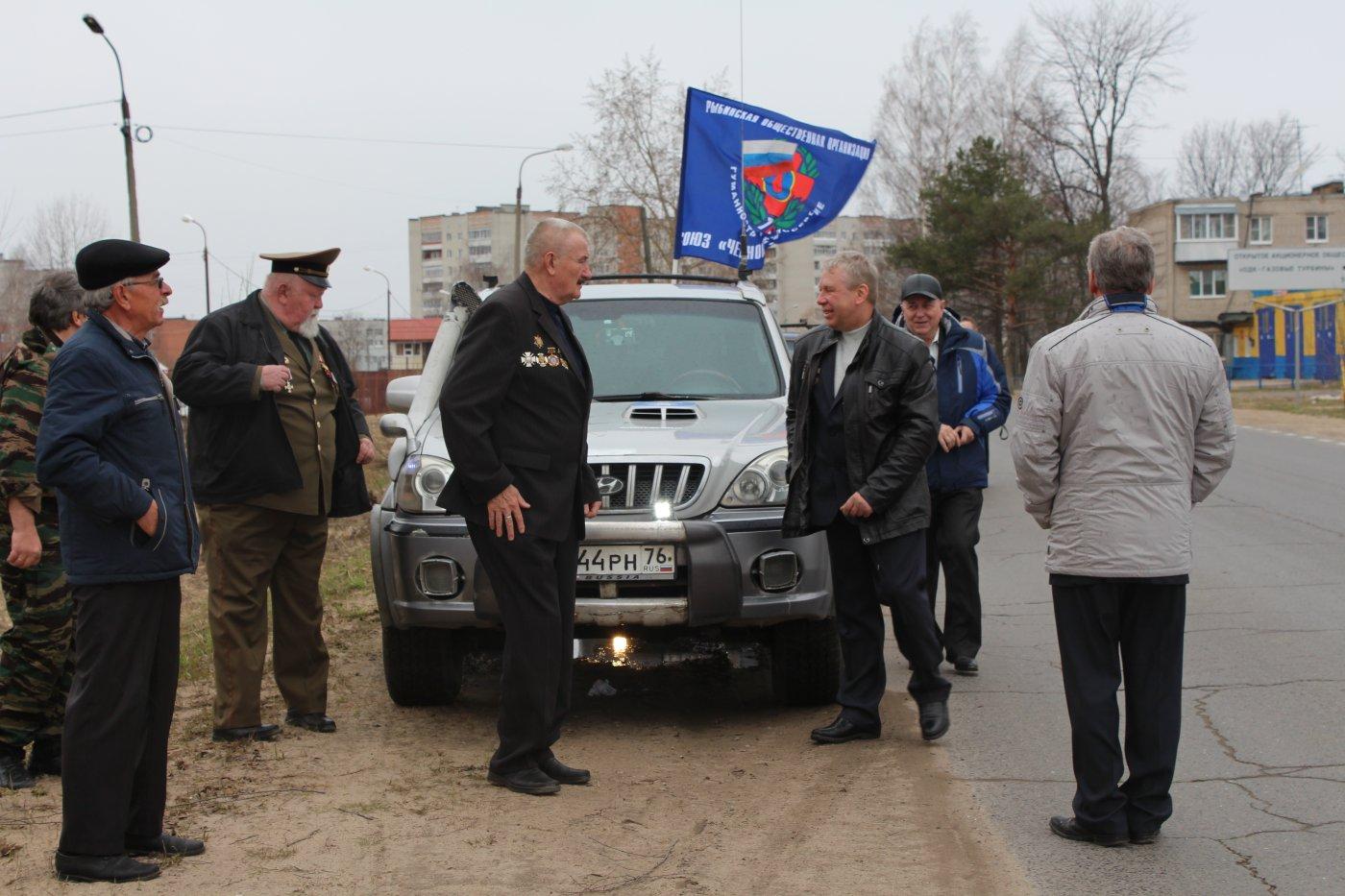 Фото IMG_6133.JPG. Россия, Ярославская область, Рыбинск, Волжская набережная улица, 6