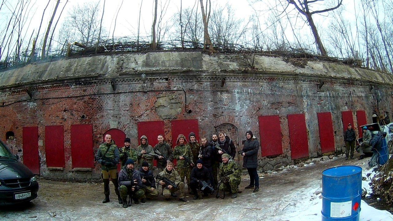 Фото 23 февраля форт.jpg. Россия, Калининградская область, Калининград, Окружная дорога, 5