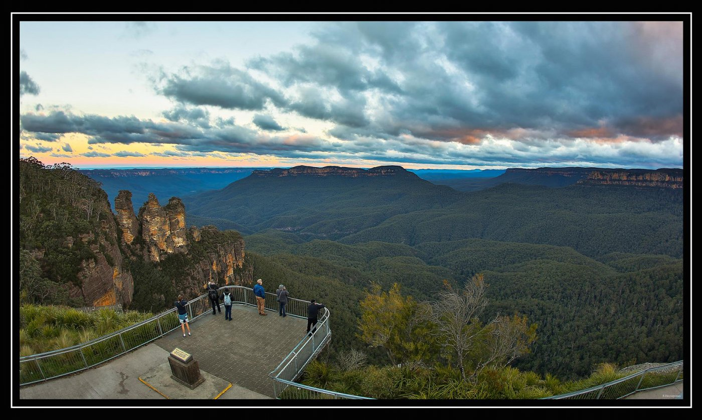 Фото 4668-3 (Copy).jpg. Австралия, New South Wales, Blue Mountains National Park, Hurley Heights Trail