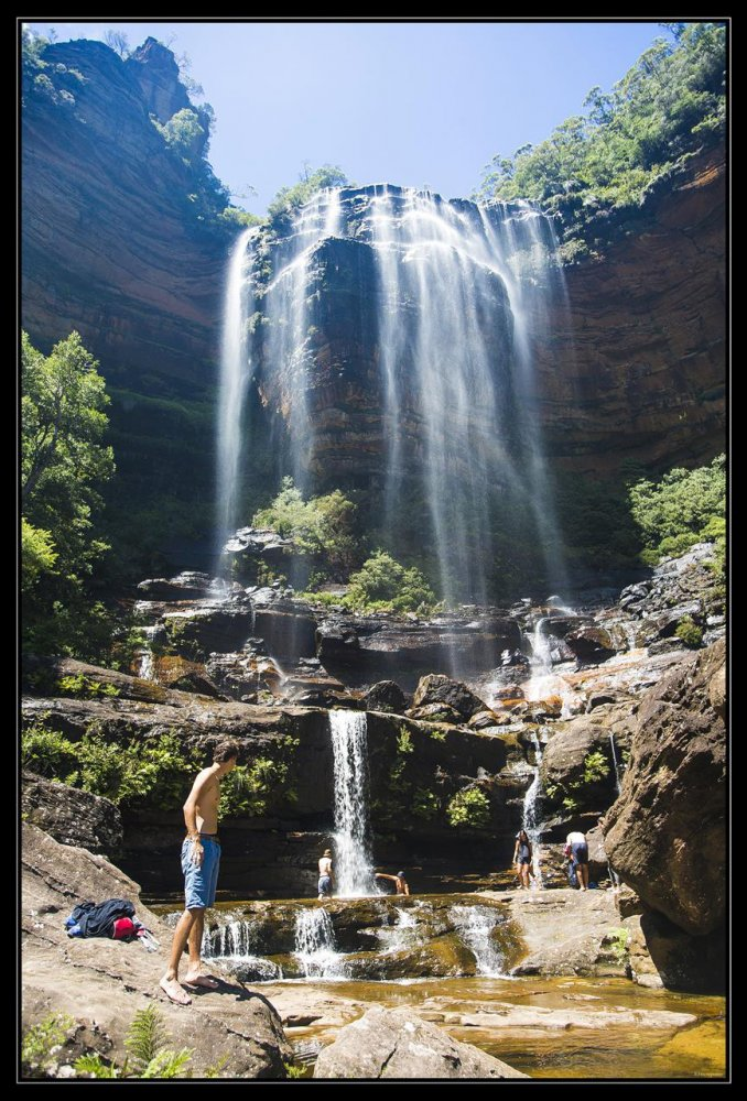 Фото 6119 (Copy).jpg. Австралия, New South Wales, Blue Mountains National Park, Hurley Heights Trail