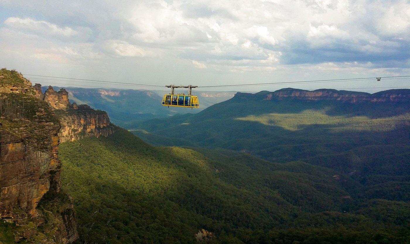 Фото 160456.jpg. Австралия, Новый Южный Уэльс, Джайант Стэруэй