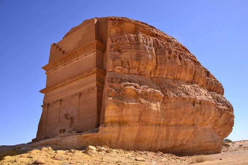 Фото Мадаин-Салих. Саудовская Аравия, Эль-Мадина
