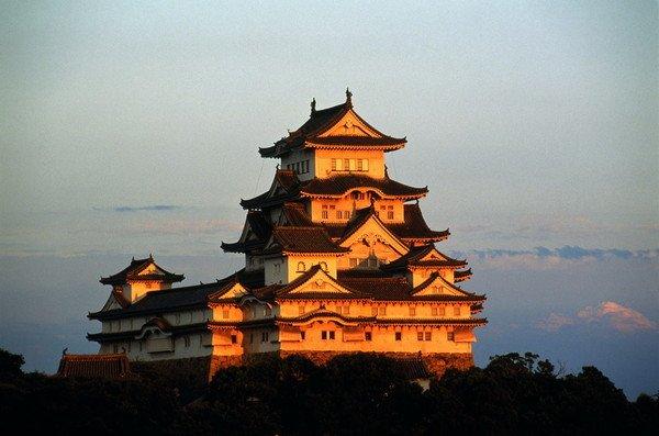 Фото Замок Химэдзи. Япония, Хёго, Химедзи