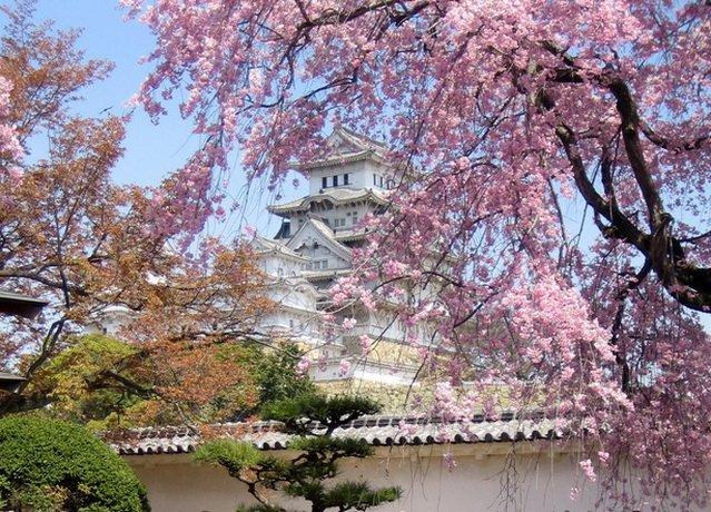 Фото Замок Химэдзи. 83 Хоммати, Химедзи, Хёго, Япония