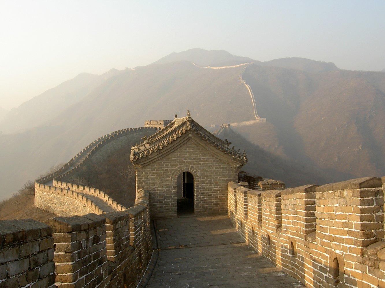 Фото Древние стены. Китай, Beijing Shi, Пекин, 216 Sheng Dao