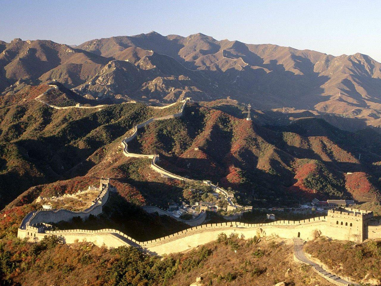 Фото Лента укреплений. Китай, Beijing Shi, Пекин, 216 Sheng Dao