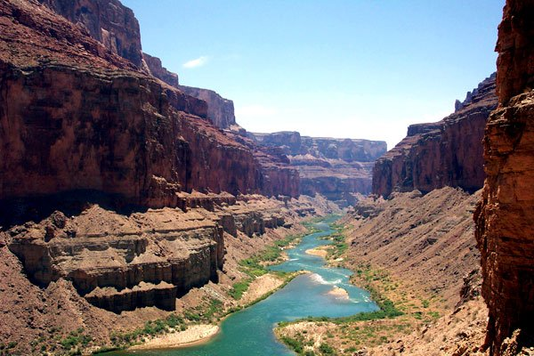 Фото Гранд-Каньон. Соединенные Штаты Америки, Arizona, Supai, Unnamed Road