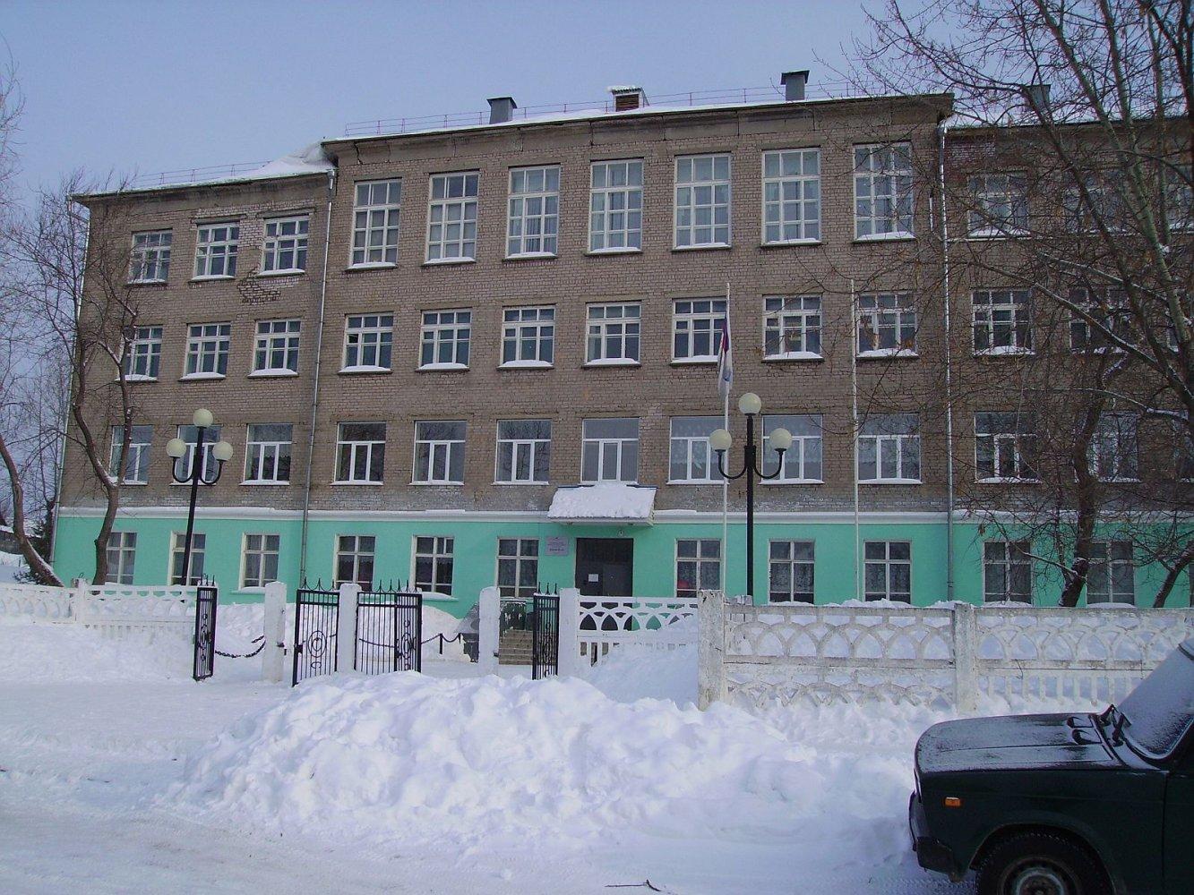 Фото Школа № 5. Россия, Пермский край, Лысьва, улица Чапаева, 75