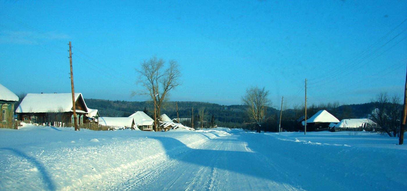 Фото Мордовская Темрязань. Россия, Ульяновская область, Unnamed Road