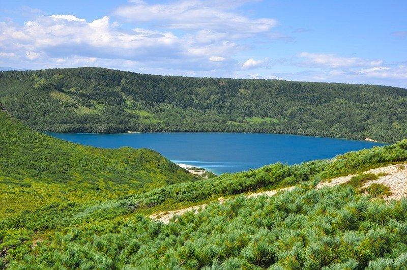 Фото озеро Горячее.