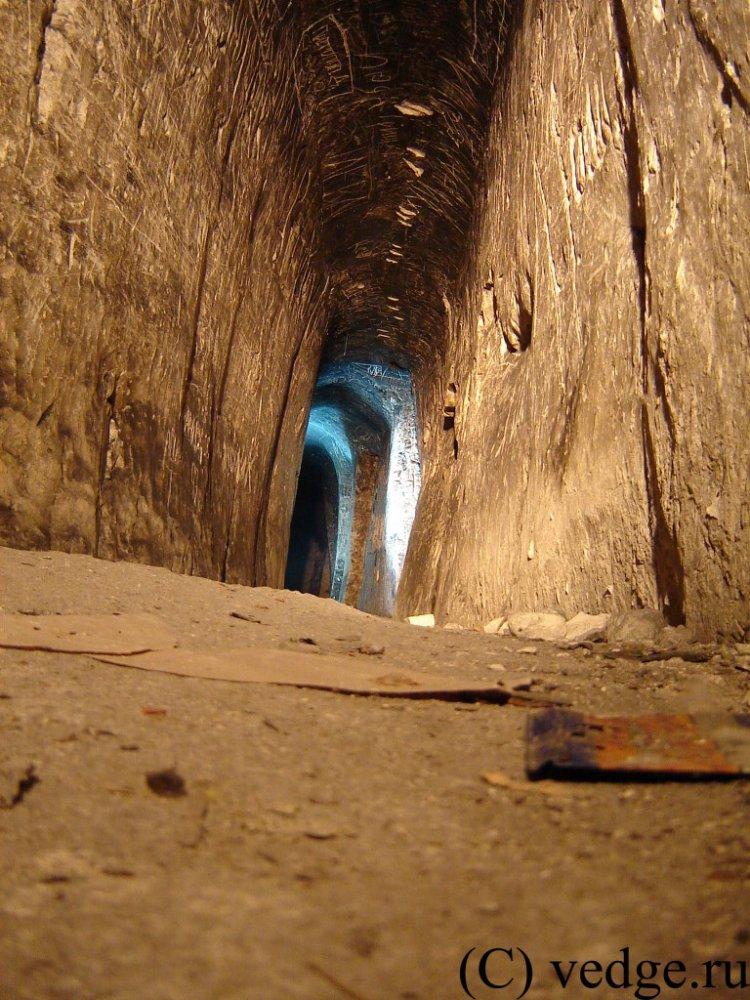 """Фотография 2 - """" калачеевская пещера"""", место сьемки - калаче."""