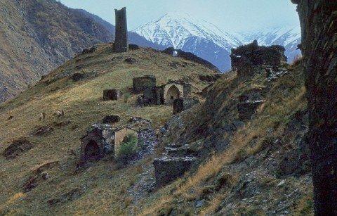 Фото Цой-Педе. Грузия, Mtskheta-Mtianeti, Shatili-Mutso