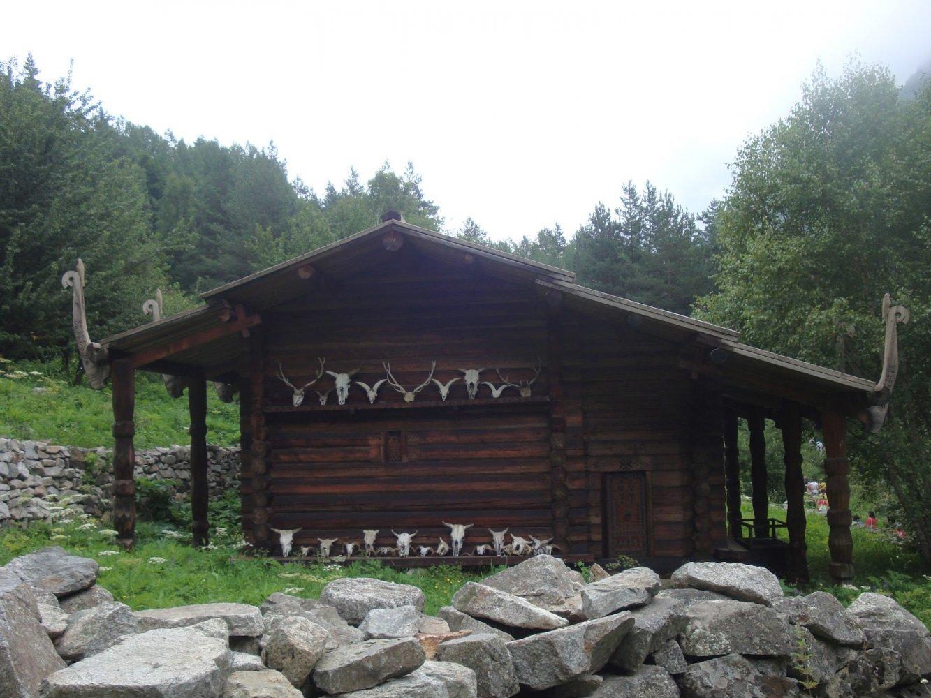 Фото Святилище Реком. Россия, Северная Осетия-Алания Републиц, Р297