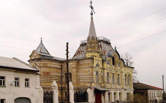 Фото Усадьба Локалова. Россия, Ярославская область, Великое, Ярославская улица