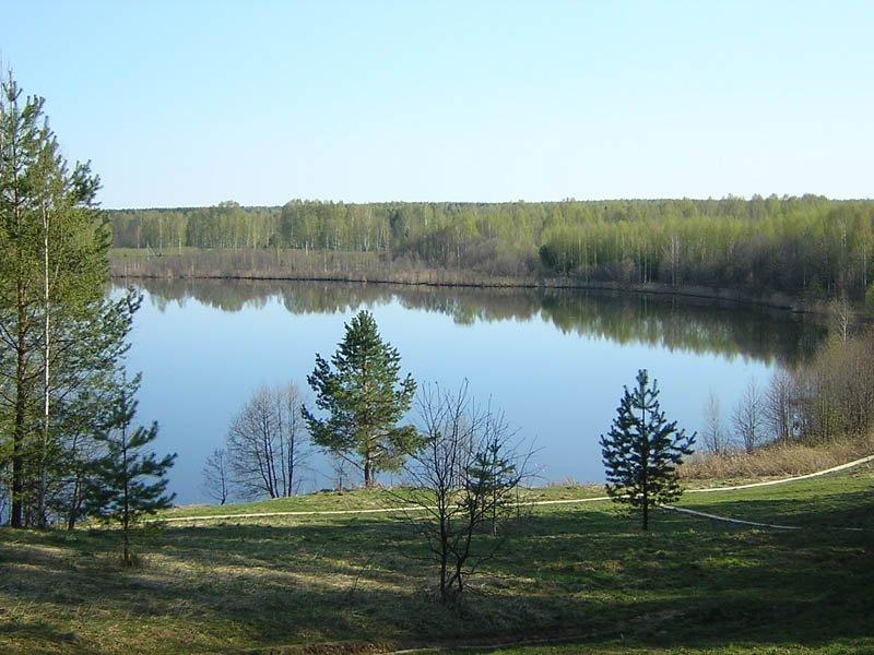 Фото Озеро Светлояр. Россия, Нижегородская область, Советская улица