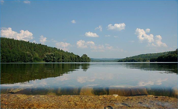 Фото Юловский пруд. Россия, Ульяновская область