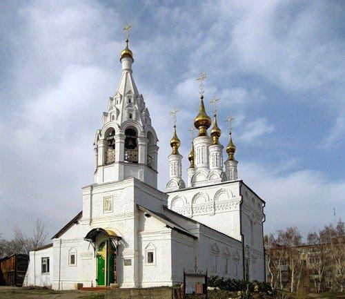 Фото Церковь Благовещения. Россия, Рязанская область, Рязань го, Затинная улица, 58