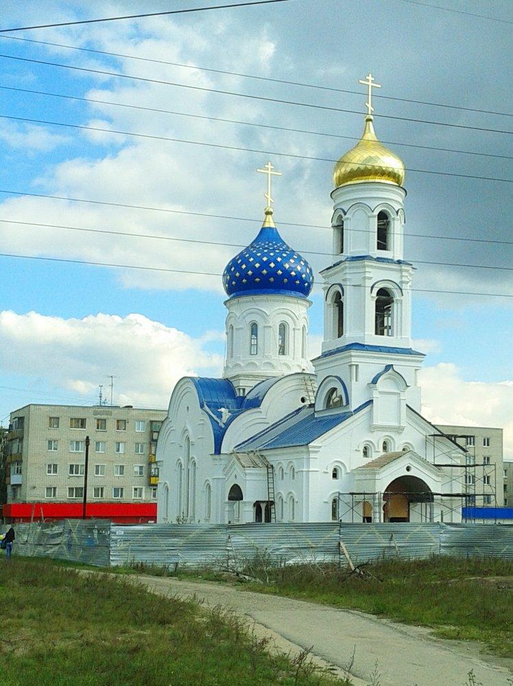 того, церкви в нижегородской области того, из-за