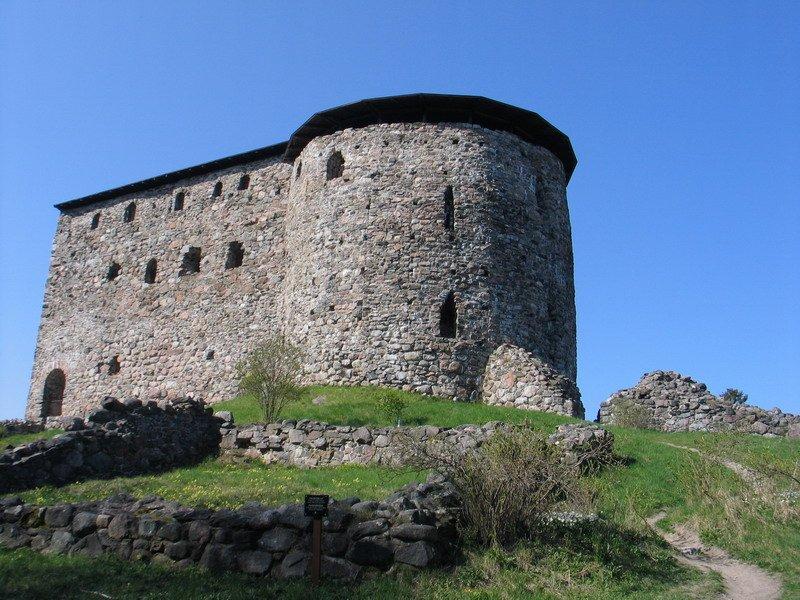 Фото Замок Разеборг. Финляндия, Prastholmsvagen, 38