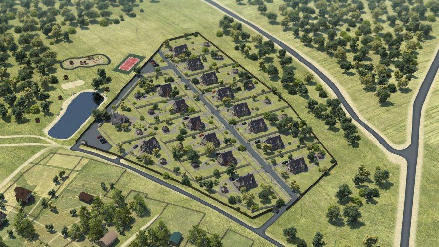 план поселка. вид сверху
