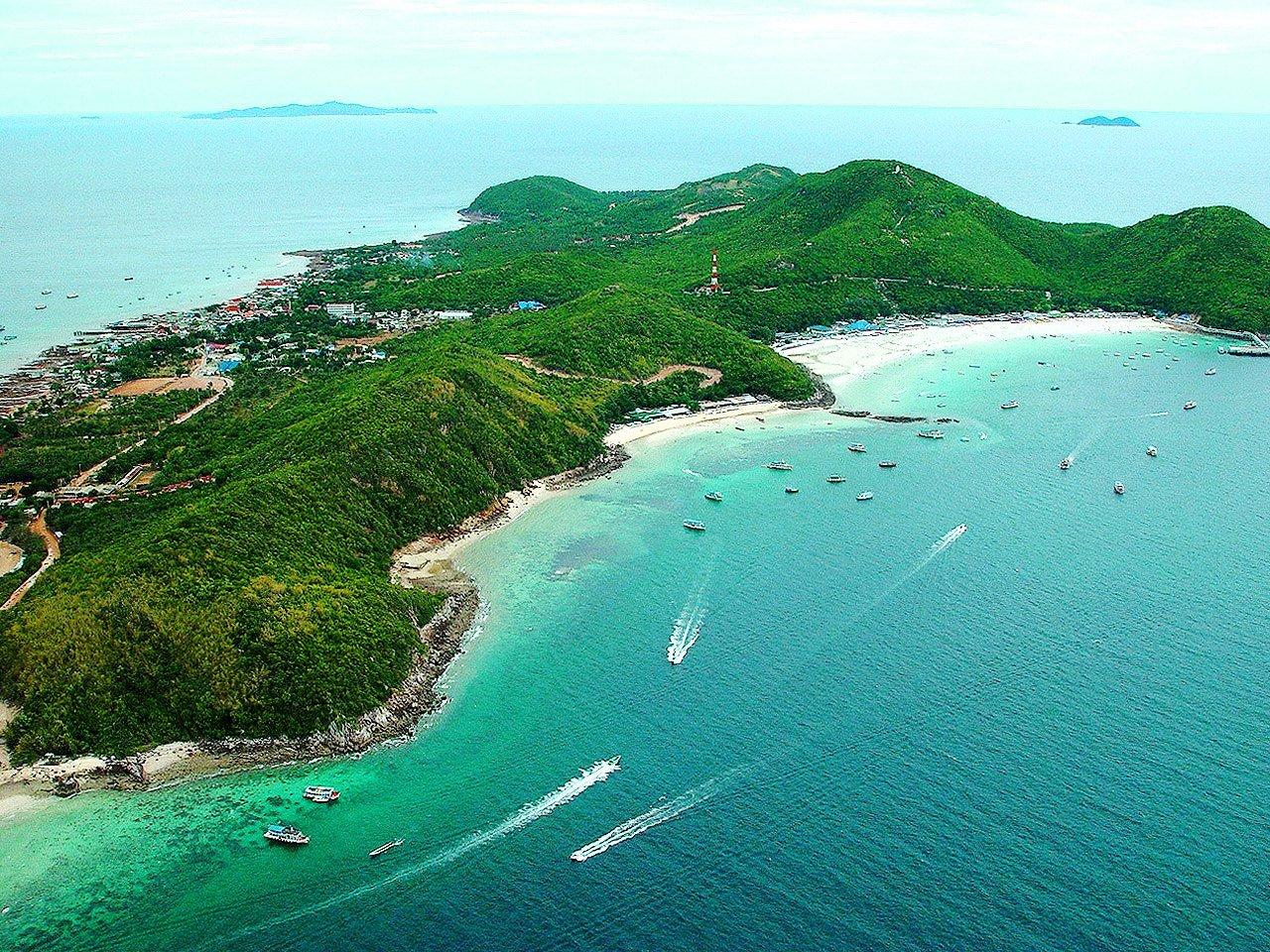 Ко лан тайланд фото пляжи