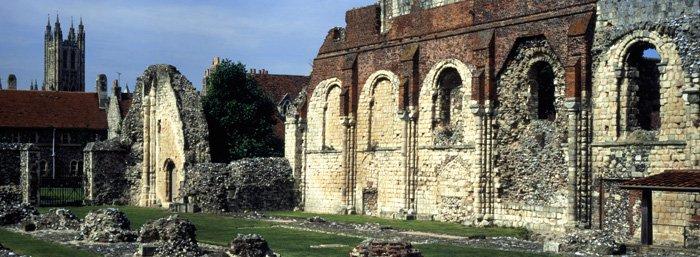 Фото Аббатство Святого Августина. Великобритания, Кентербери, Monastery Street