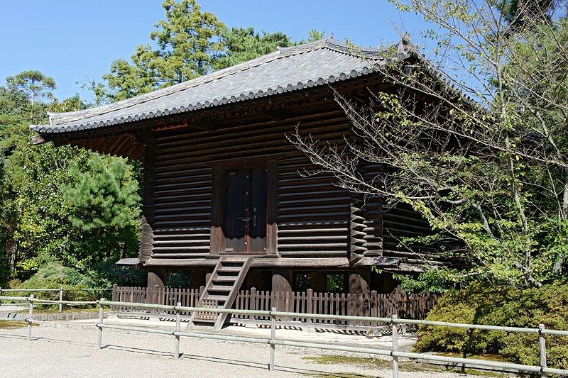 Фото Тосёдай-дзи. Япония, Нара