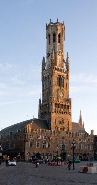 Беффруа Брюгге (Belfort van Brugge) – Площадь Гроте-Маркт (Grote Markt ) 161bbaadc125d