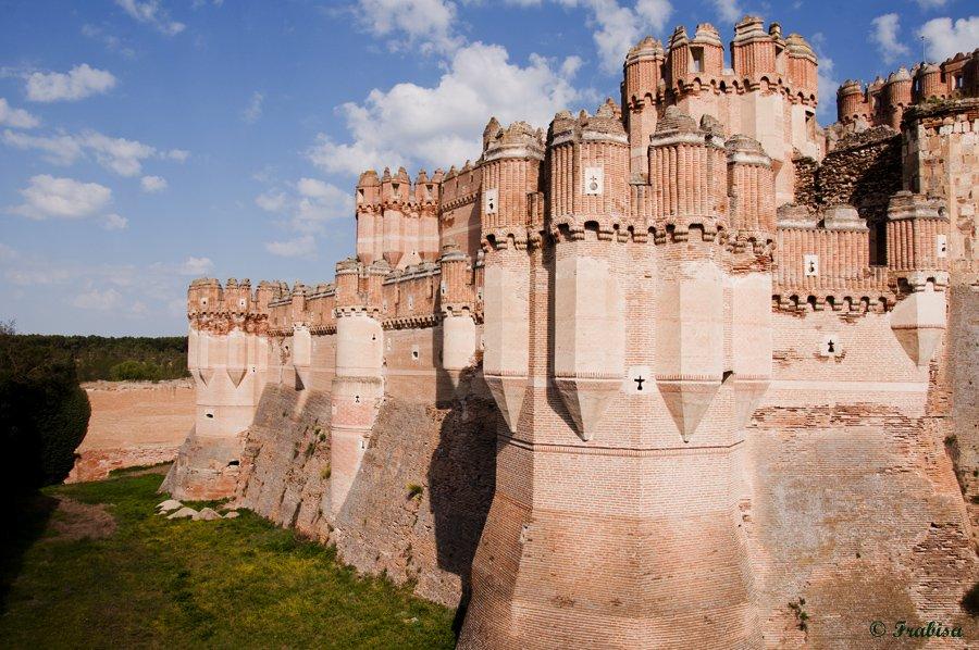 Испания замок кока