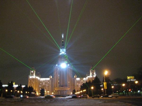 Фото  №3. Россия, город Москва, Западный административный округ, улица Ленинские Горы, 1