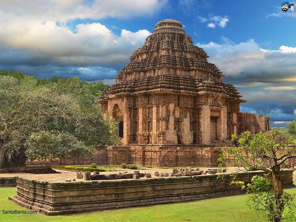 Фото Храм бога солнца Сурьи. Индия, Орисса, Конарк, State Highway 13
