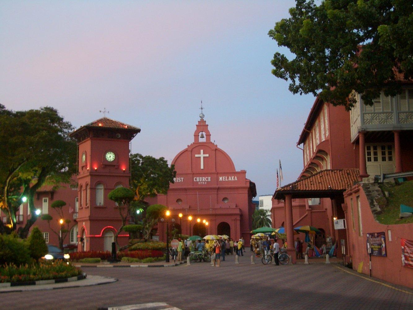 Фото Колониальная Малакка. Малайзия, Мелака, Малакка, Kampung Pantai, Jalan Kee Ann