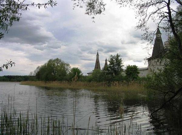 иосифо-волоцкий монастырь рыбалка