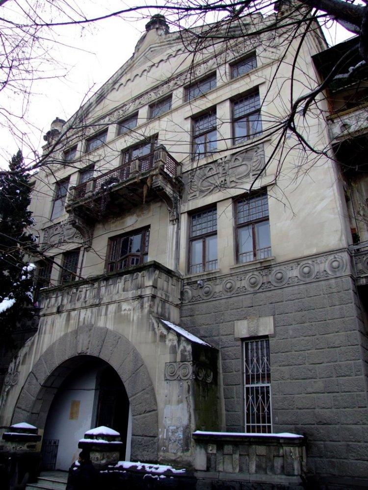 Фото Дом Бозарджянца, Тбилиси, Грузия. Грузия, Тбилиси, Дзвели Тбилиси, Daniel Chonqadze Street