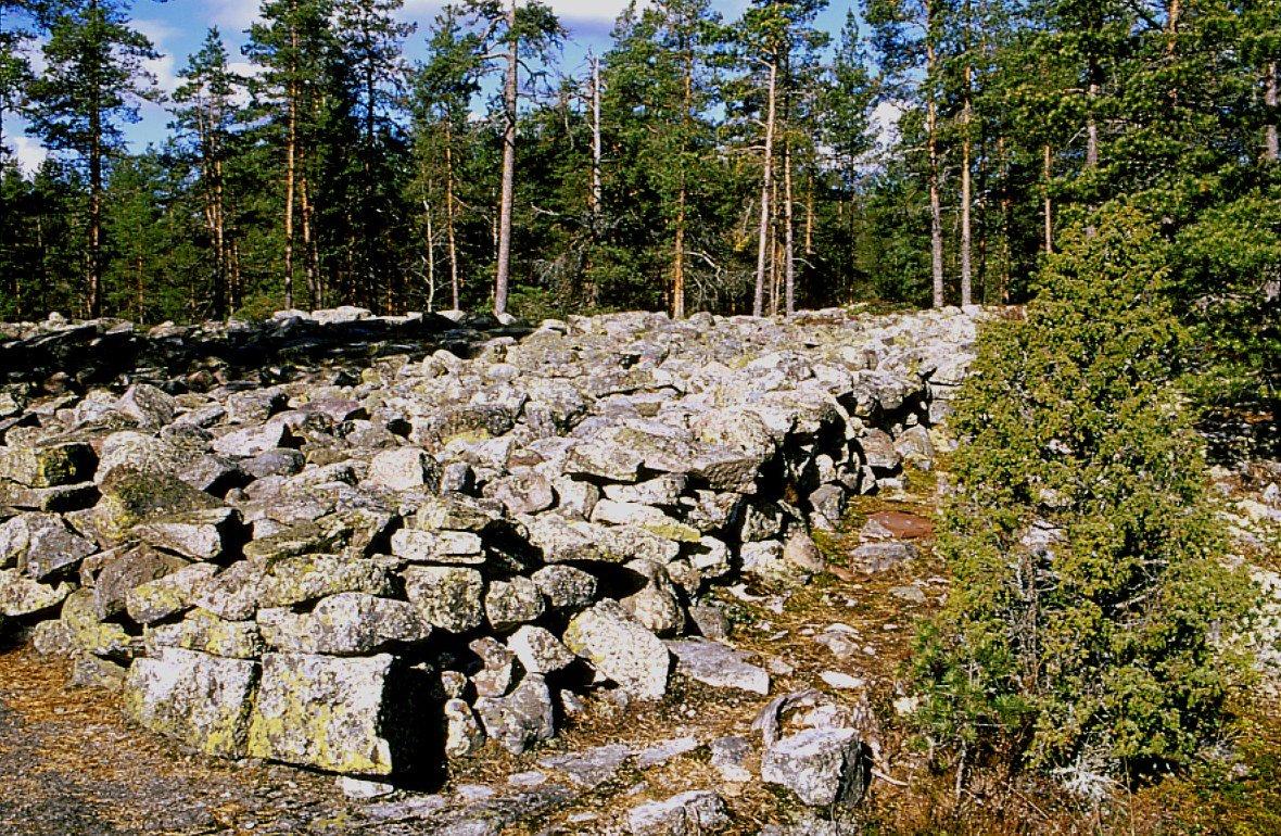Фото Саммаллахденмяки. Финляндия, Savulaaksontie, 181