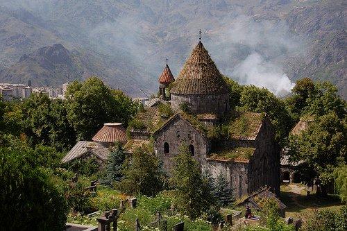 Фото Санаин. Армения, Lori, Alaverdi, Mikoyan Street