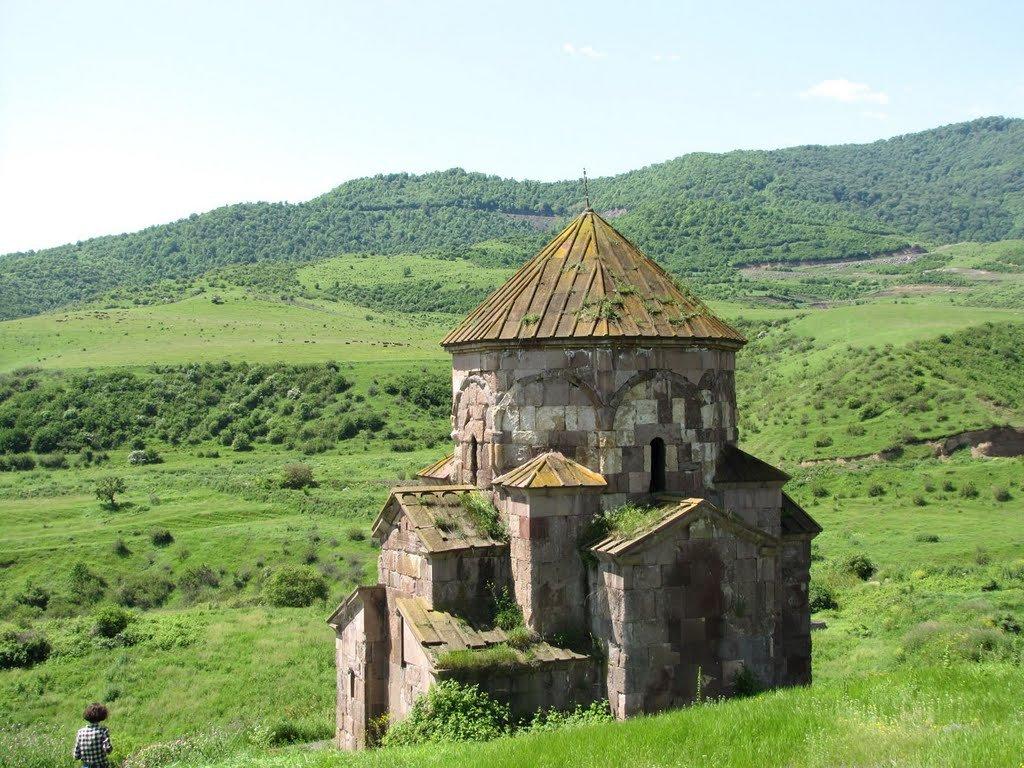 Фото Церковь Святой Богородицы, Воскепар, Армения. Армения, Тавуш, H53