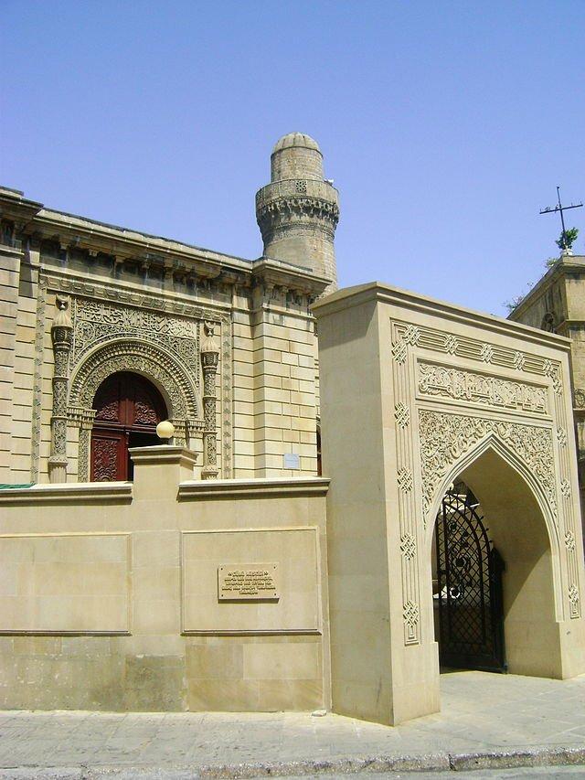 Фото Джума мечеть, Баку, Азербайджан. Азербайджан, Баку