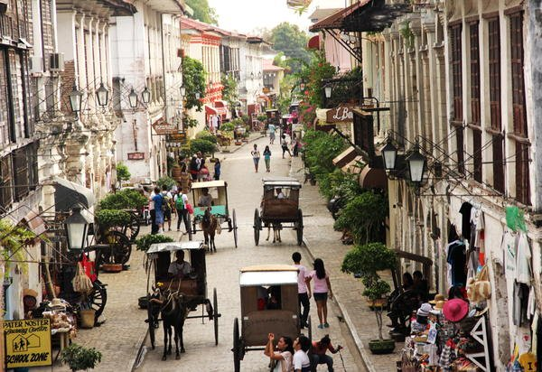 vigan on world heritage list